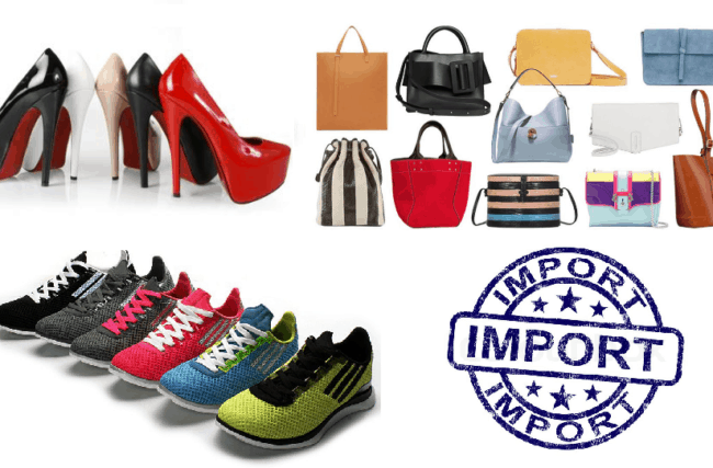 Como Importar Calçados Femininos Bolsas e Tênis dos EUA  – Passo a Passo